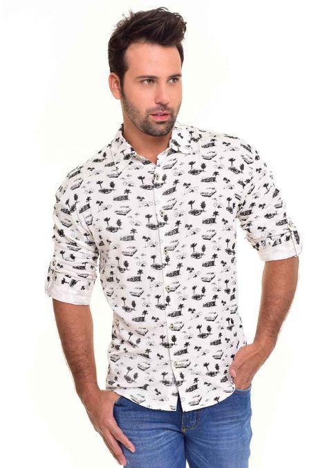 Camisa-QUEST-Custom-Fit-QUE111170031-Crudo-1