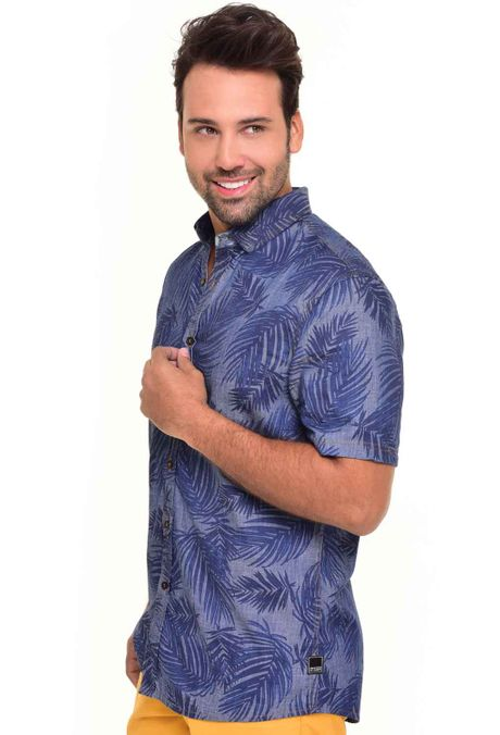 Camisa-QUEST-Slim-Fit-QUE111170057-Azul-Oscuro-2