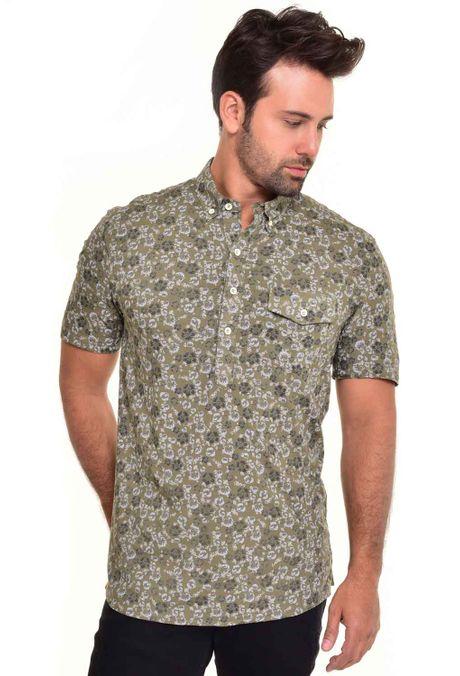 Camisa-QUEST-Custom-Fit-QUE111170059-Verde-Militar-1