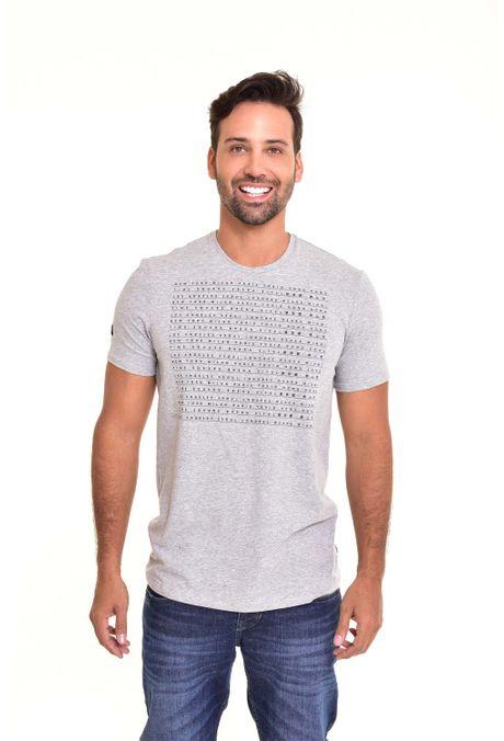 Camiseta-QUEST-Slim-Fit-QUE112170082-Gris-Jaspe-Medio-1