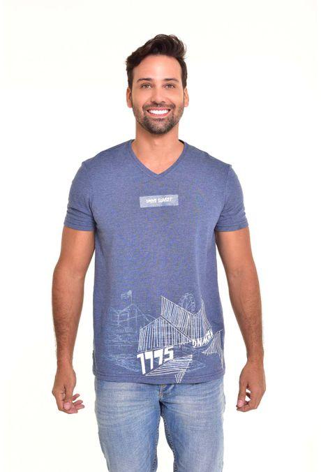 Camiseta-QUEST-Original-Fit-QUE112170100-Azul-Medio-1