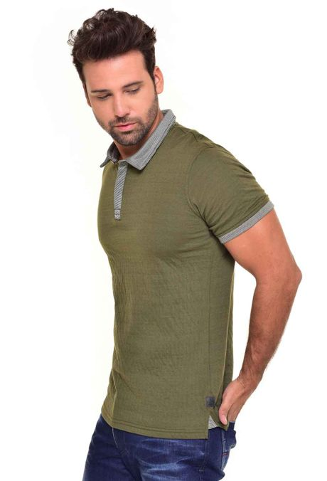 Polo-QUEST-Original-Fit-QUE162170042-Verde-Militar-2