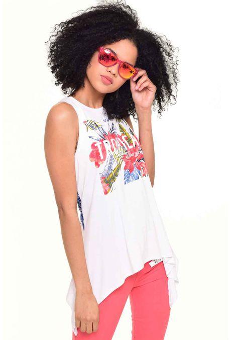 Camiseta-QUEST-QUE212170044-Blanco-1