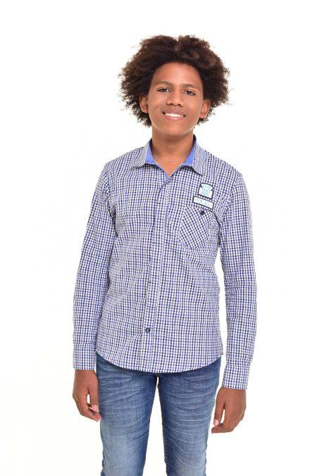 Camisa-QUEST-QUE311170003-Azul-Oscuro-1