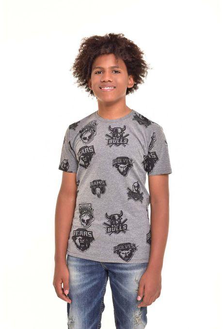 Camiseta-QUEST-QUE363170034-Gris-Jaspe-Medio-1