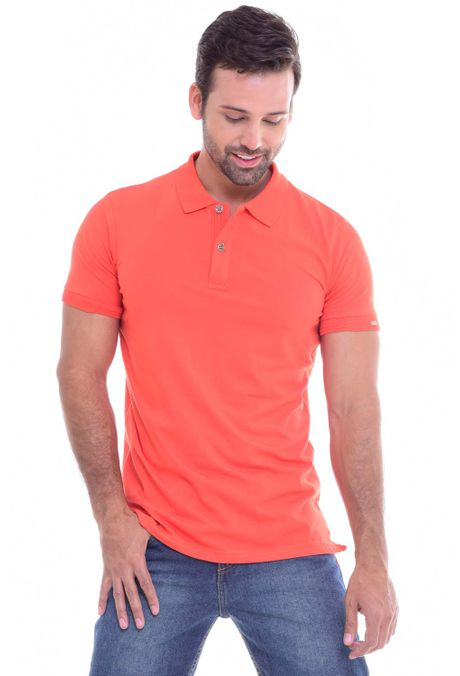 Polo-QUEST-Slim-Fit-162015005-Naranja-1