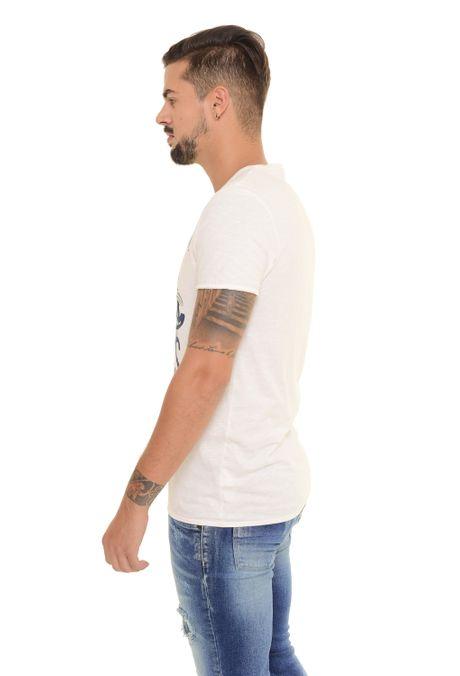 Camiseta-QUEST-Slim-Fit-QUE112170134-Crudo-2