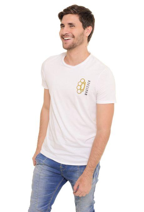 Camiseta-QUEST-Slim-Fit-QUE112170175-Blanco-1