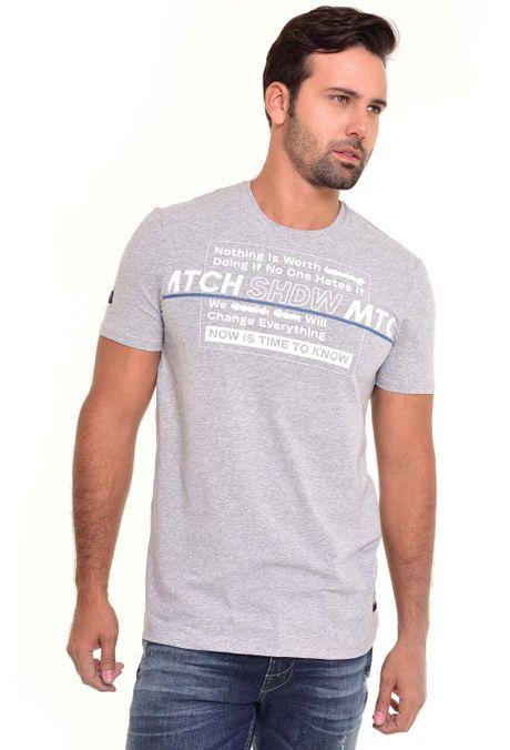 Camiseta-QUEST-Slim-Fit-QUE112170091-Gris-Jaspe-Medio-1