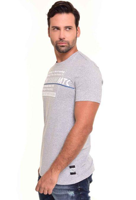 Camiseta-QUEST-Slim-Fit-QUE112170091-Gris-Jaspe-Medio-2