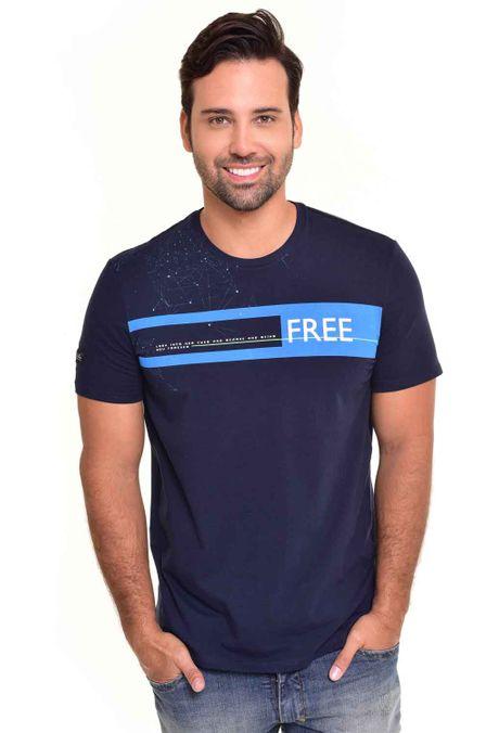 Camiseta-QUEST-Slim-Fit-QUE112170089-Azul-Noche-1