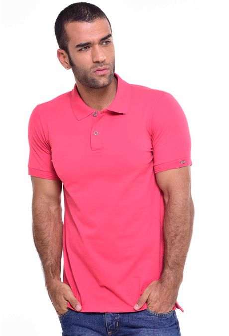 Polo-QUEST-Slim-Fit-QUE162015005-35-Coral-1