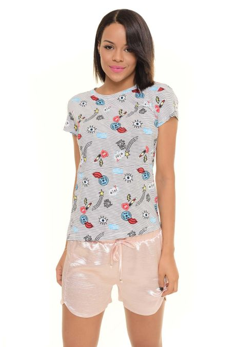 Camiseta-QUEST-QUE263170043-Blanco-1