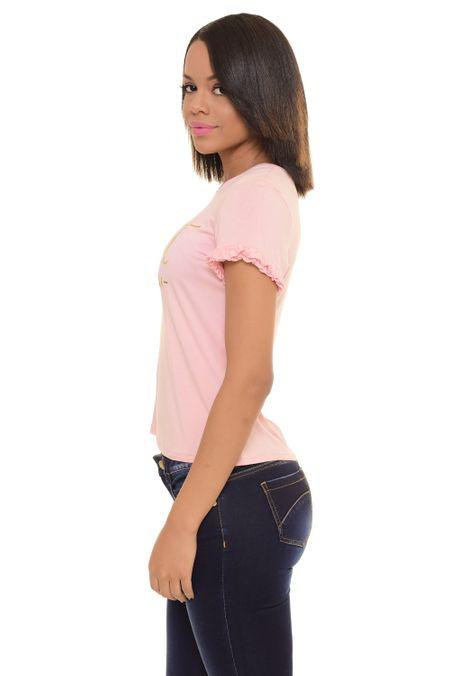 Camiseta-QUEST-QUE212170082-Rosado-2