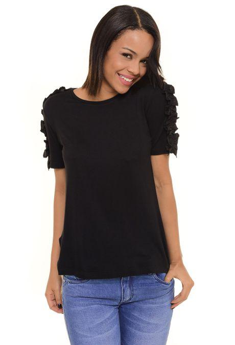 Camiseta-QUEST-QUE212170074-Negro-1