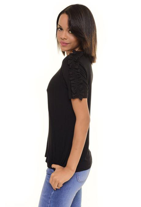 Camiseta-QUEST-QUE212170074-Negro-2