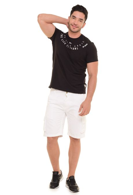 Camiseta-QUEST-Slim-Fit-QUE112170184-Negro-1