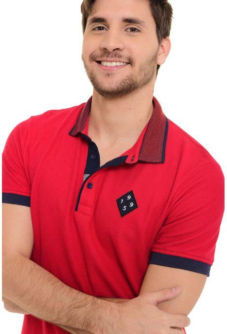 Polo-QUEST-Slim-Fit-QUE162170060-Rojo-2