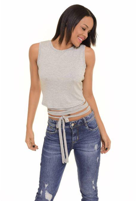 Camiseta-QUEST-QUE212170095-Gris-Jaspe-Medio-1