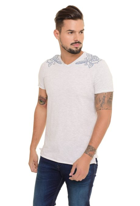 Camiseta-QUEST-Slim-Fit-QUE112170166-Gris-Jaspe-1