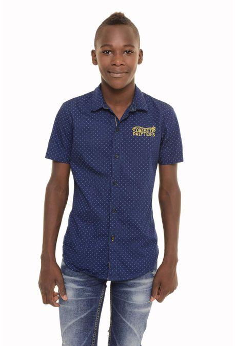 Camisa-QUEST-QUE311170025-Azul-Oscuro-1