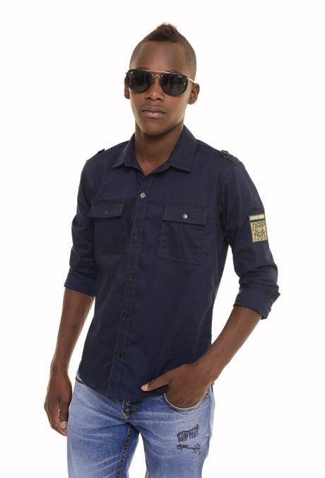 Camisa-QUEST-QUE311170022-Azul-Oscuro-1