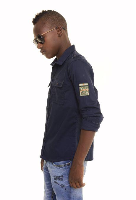 Camisa-QUEST-QUE311170022-Azul-Oscuro-2