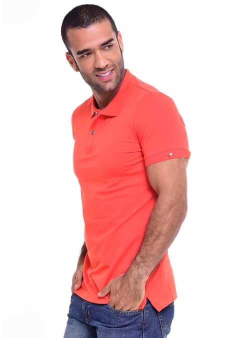 Polo-QUEST-Slim-Fit-162015005-11-Naranja-1