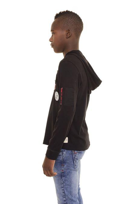 Camiseta-QUEST-QUE312170030-Negro-2