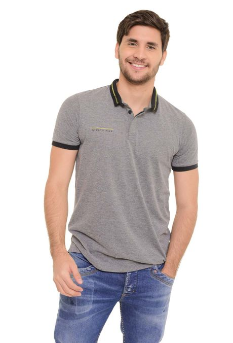 Polo-QUEST-Slim-Fit-QUE162170054-Gris-Jaspe-Oscuro-1