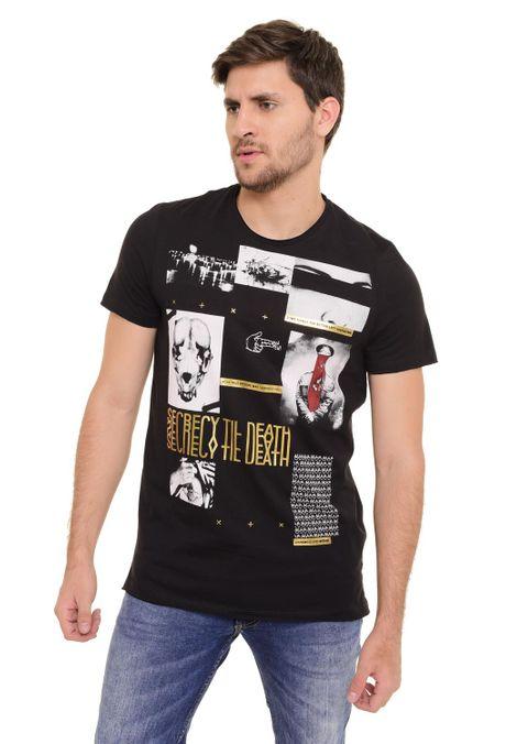 Camiseta-QUEST-Slim-Fit-QUE112170171-Negro-1