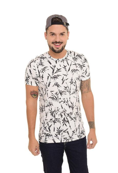 Camiseta-QUEST-Slim-Fit-QUE163170044-Blanco-1