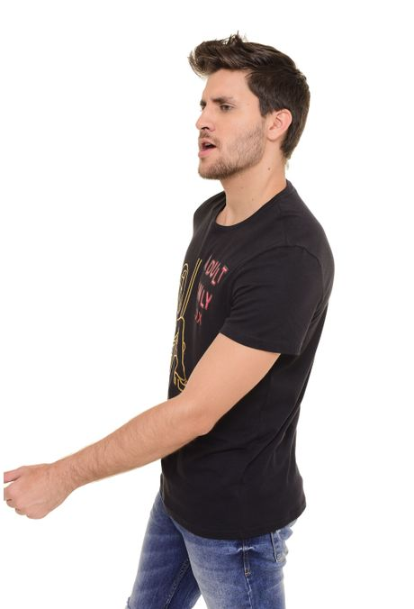 Camiseta-QUEST-Slim-Fit-QUE163170051-Negro-2