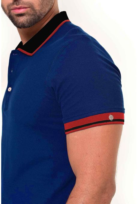 Polo-QUEST-Slim-Fit-QUE162170040-16-Azul-Oscuro-2