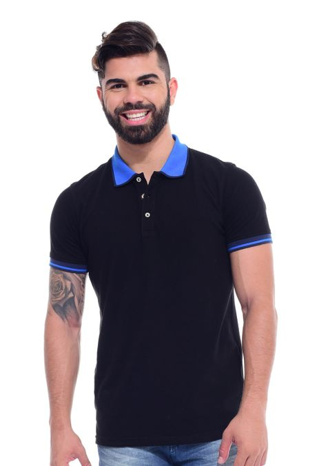 Polo-QUEST-Slim-Fit-QUE162170040-19-Negro-1