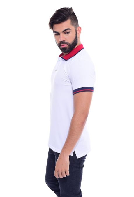 Polo-QUEST-Slim-Fit-QUE162170040-73-Blanco-Rojo-2