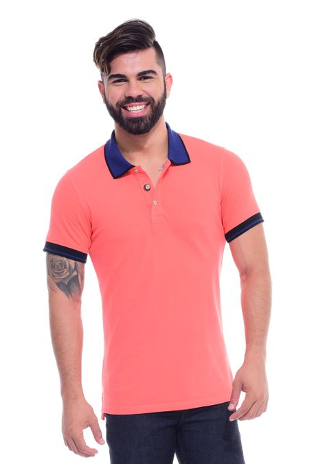 Polo-QUEST-Slim-Fit-QUE162170040-74-Salmon-1