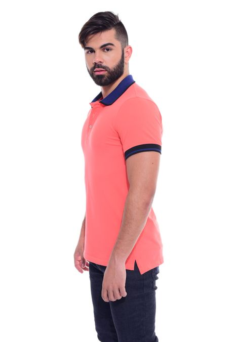 Polo-QUEST-Slim-Fit-QUE162170040-74-Salmon-2