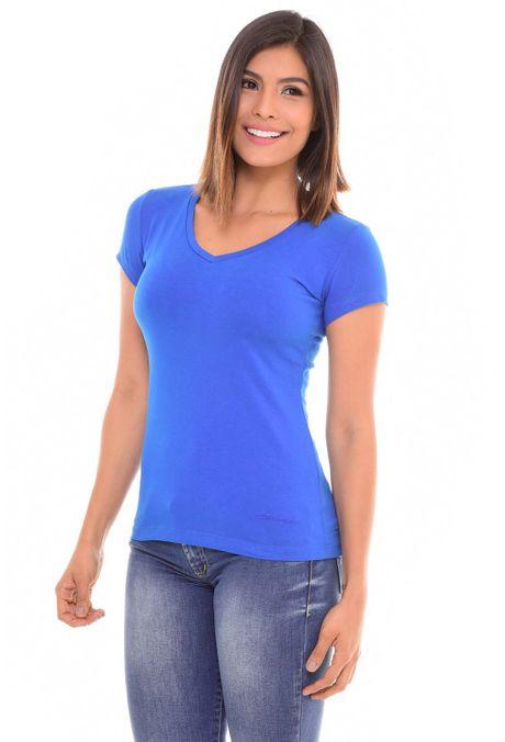 Camiseta-QUEST-QUE263010514-46-Azul-Rey-1