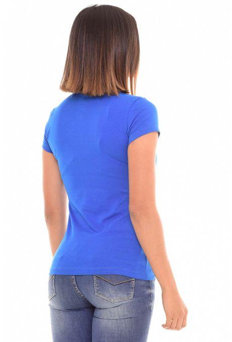 Camiseta-QUEST-QUE263010514-46-Azul-Rey-2
