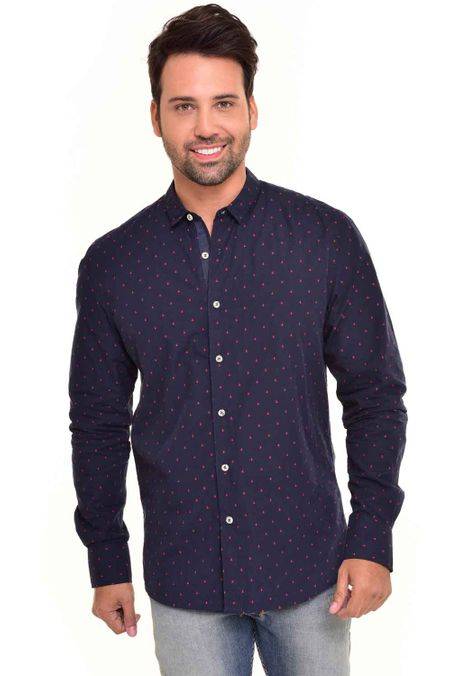 Camisa-QUEST-Custom-Fit-QUE111170035-16-Azul-Oscuro-1