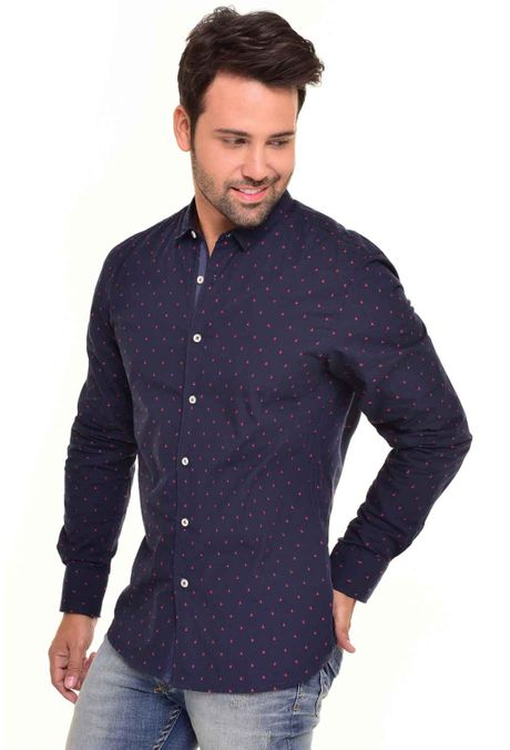 Camisa-QUEST-Custom-Fit-QUE111170035-16-Azul-Oscuro-2