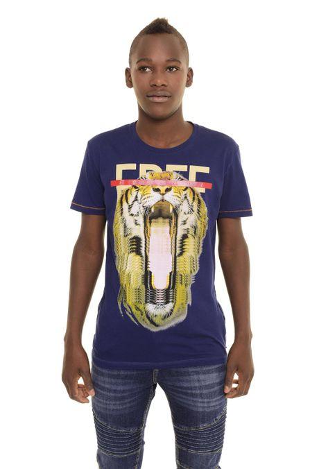 Camiseta-QUEST-QUE312170036-16-Azul-Oscuro-1