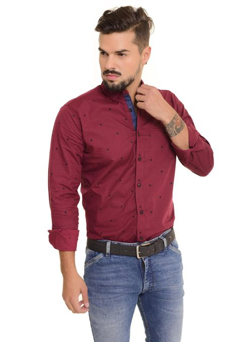 Camisa-QUEST-Slim-Fit-QUE111170113-37-Vino-Tinto-1
