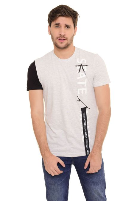 Camiseta-QUEST-Slim-Fit-QUE112170189-42-Gris-Jaspe-1