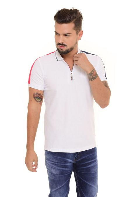 Polo-QUEST-Slim-Fit-QUE162170076-18-Blanco-1