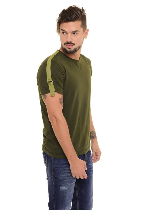 Camiseta-QUEST-Original-Fit-QUE112170177-38-Verde-Militar-1
