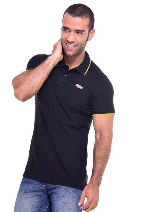 Polo-QUEST-Slim-Fit-QUE162010002-19-Negro-1