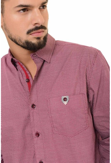 Camisa-QUEST-Custom-Fit-QUE111170106-55-Rojo-Ocre-2