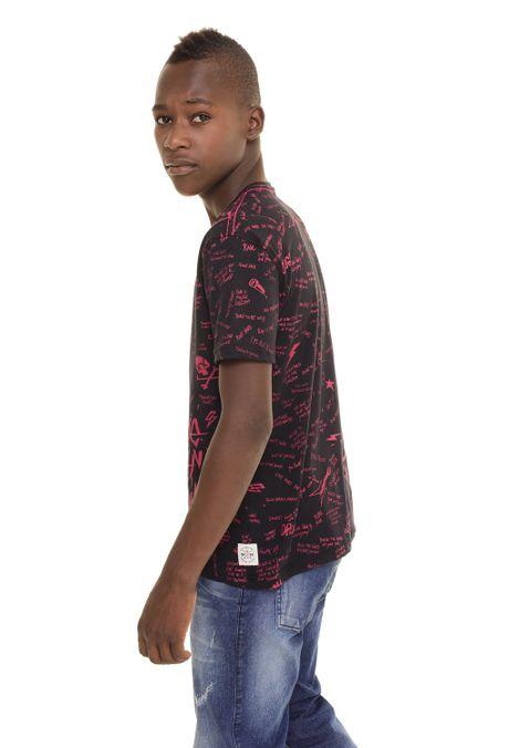 Camiseta-QUEST-QUE363170042-19-Negro-2